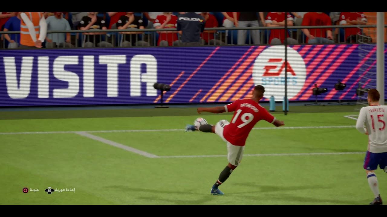 FIFA 18 marcus rashford - YouTube