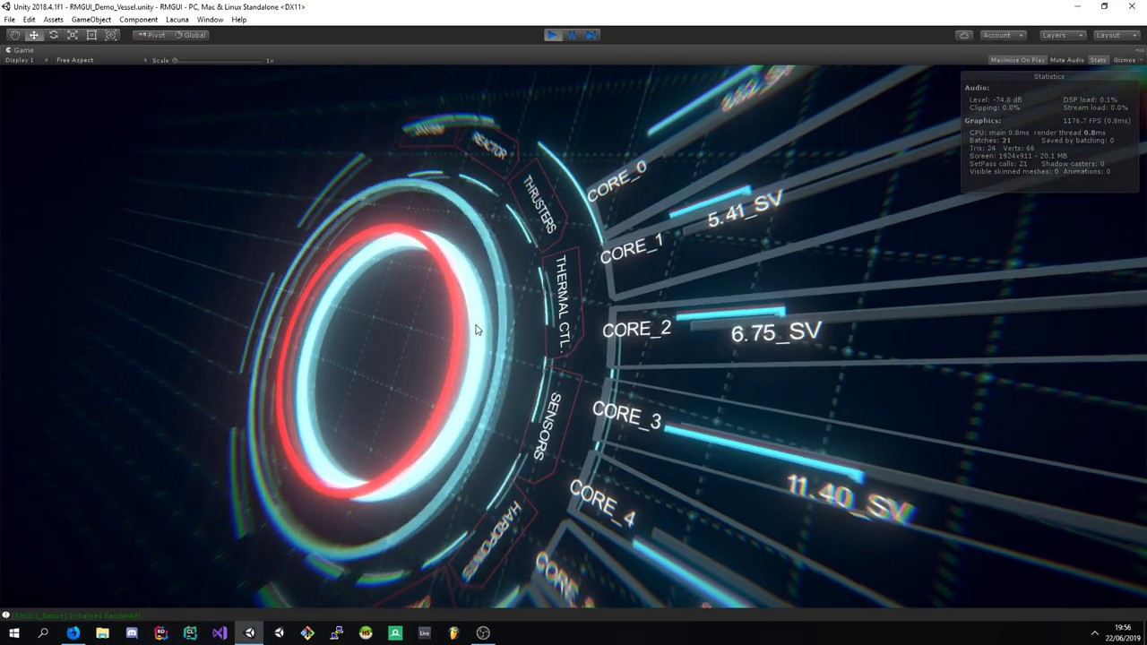 RMGUI- Next-Gen GUI Suite - Unity Forum