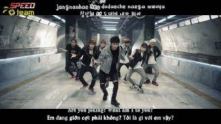 [Vietsub + Engsub + Kara] BTS (방탄소년단) - Danger
