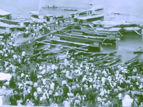 MARAWI IN 1898 -- very rare film