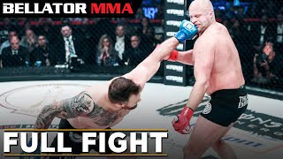 Full Fight | Ryan Bader vs. Fedor Emelianenko - Bellator 214