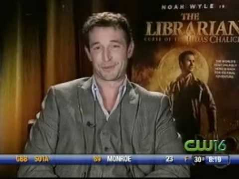 Noah Wyle interview - Dec. 3rd, 2008