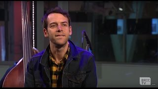 Jesse Fischer Live Studio Session in Brooklyn @ BRIC | B-Side