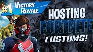 🔴Fortnite Skin Giveaway customs join in! | | Fortnite Pakistan
