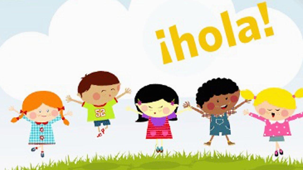 Learn Spanish For Kids  Game Cartoon For Children  Spanish Educational Video For Babies  Youtube