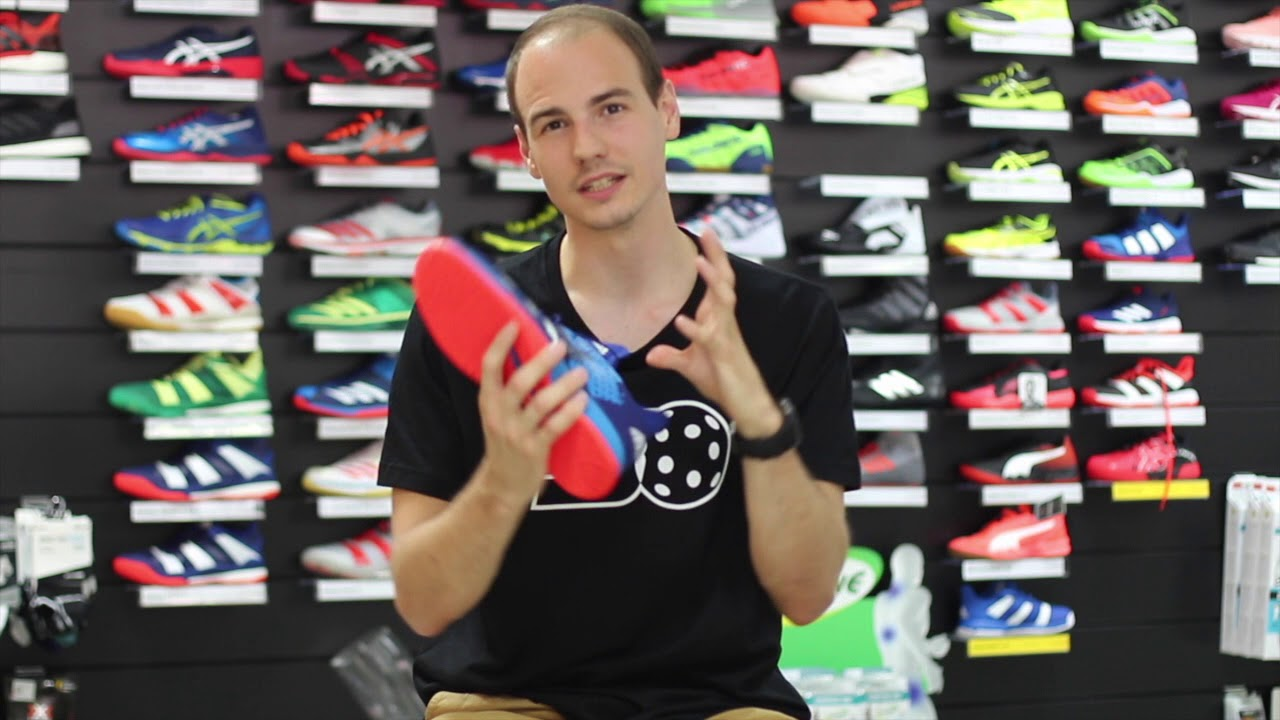 ee3730e2af4aa stockschlagTV Adidas Counterblast Bounce - YouTube