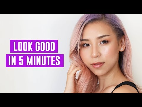 My Quick 5 Minute Natural Glowy Makeup