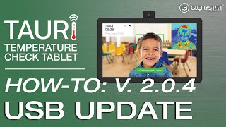TAURI Version 2.0.4 USB Update