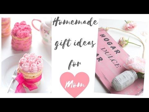 Homemade Gift Ideas for Mom