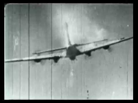 Реальные воздушные бои 2 мировой войны, клип