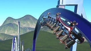 rmc t rex giga coaster planet coaster alpha 3