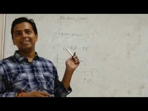 Lagrange Hamiltonian - Classical Mechanics