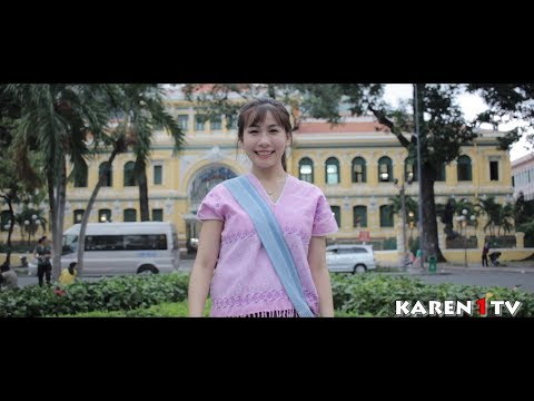 KarenITV- Visit Biggest City In Vietnam, Ho chi Minh City!