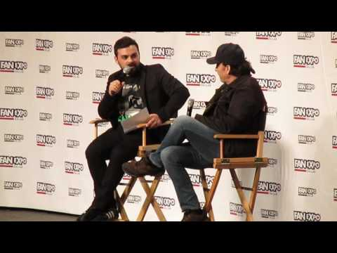 John Cusack Panel June 4, 2016 Dallas Fan Expo (Pt. 1)