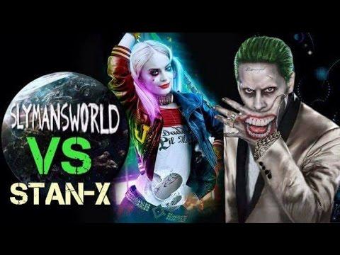 The Joker & Harley Quinn - Slymansworld Vs Stan-x Edit HD ...