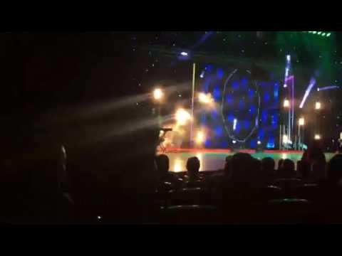 Концерт ТНТ Махачкала 05 регион Заура Хабибулаева music Шамиль Ханаев