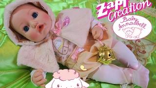 Распаковка, обзор и примерка зимней одежды для куклы принцессы Беби Анабель Doll Baby Annabell