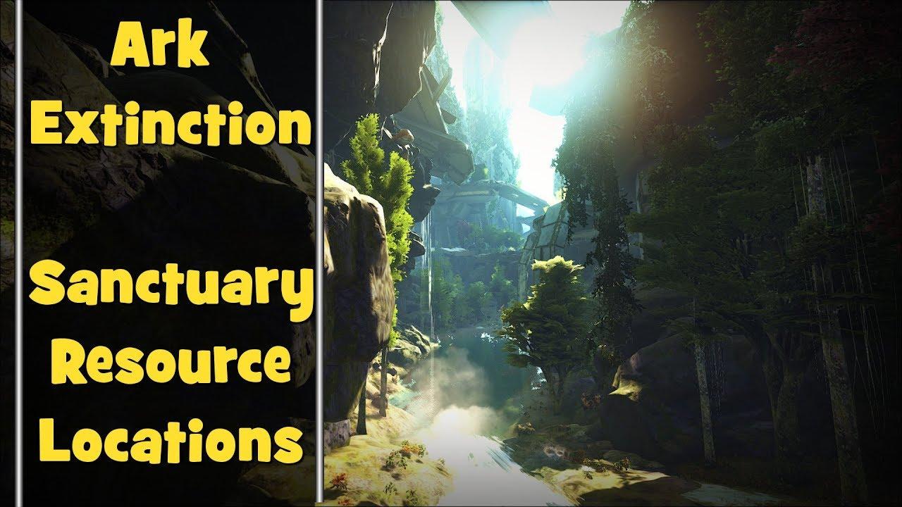 ark extinction obsidian