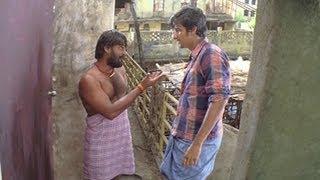 Jiiva Rescues Kancha Karuppu - Thenavattu