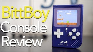 BittBoy Handheld Console Review