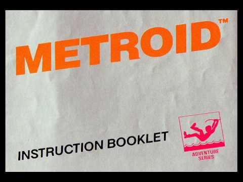 original nes metroid instruction manual youtube rh youtube com Metroid NES Guide Metroid NES Instruction Booklet
