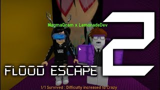 Roblox | FE2 Map Test - Lemondrive [Insane or Crazy?]