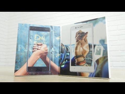 Обзор Nokia 5 и Nokia 3. Pixel, не ты ли это?