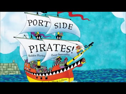 Portside Pirates with Lyrics