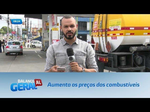 Petrobrás anuncia aumento nos preços dos combustíveis