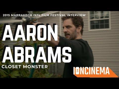 Interview: Aaron Abrams -  Closet Monster