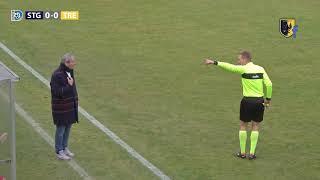 Serie D Girone C 02/12/2018: ASC San Giorgio - Ac Trento 0-0