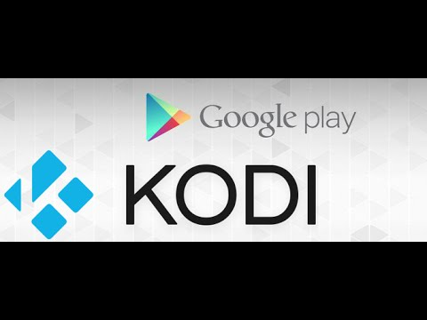 How To Install Xbmc/Kodi Android From Google Play