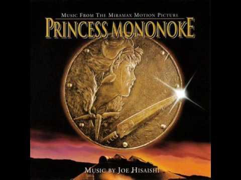 Joe Hisaishi   Mononoke Hime  Legend Of Ashitaka