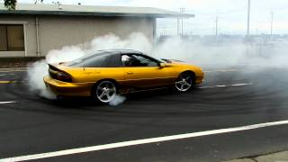 MARO BOY CENTE DONUTS W / SS LS1 SUPERCHARGED