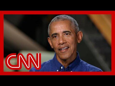 Obama criticizes Republicans for embracing 2020 falsehoods