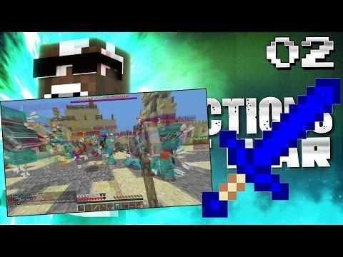 Minecraft FACTIONS AT WAR - 100 VS 100 WAR!! - Ep. 2 ( Minecraft Season 1 )