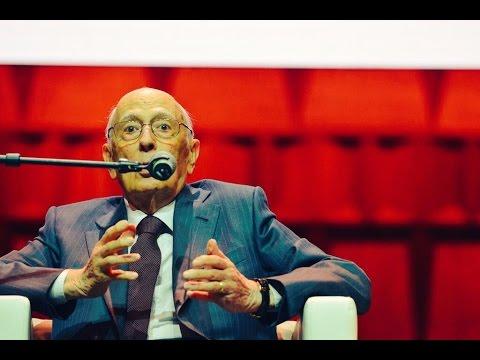 Giorgio Napolitano's Speech on the Future of Europe