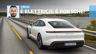 Porsche Taycan 2020 | Tesla deve preoccuparsi?