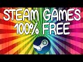 HOW TO SHARE STEAM GAMES FREE (TUTORIAL)