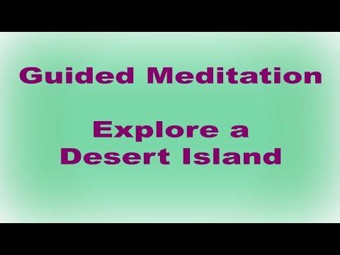 Simple Guided Meditation: Desert Island