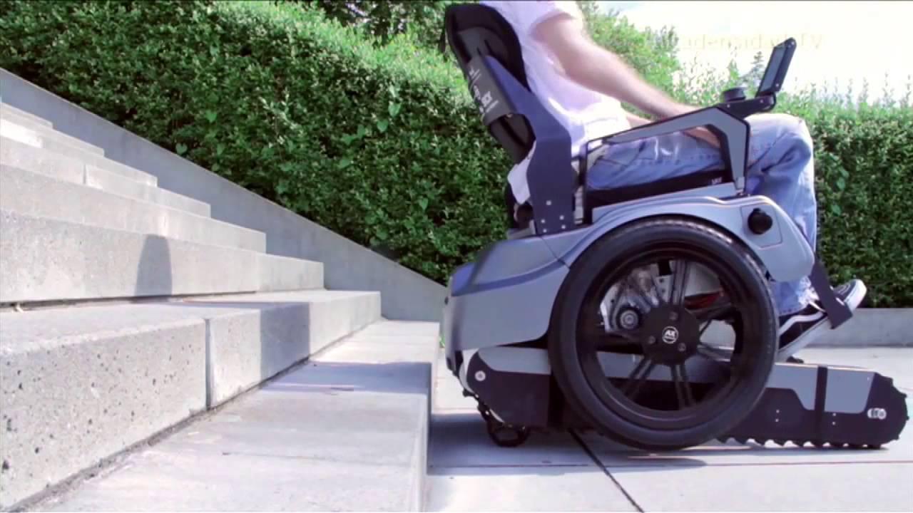 La innovadora silla de ruedas que sube y baja escaleras for Sillas ascensores para escaleras precios