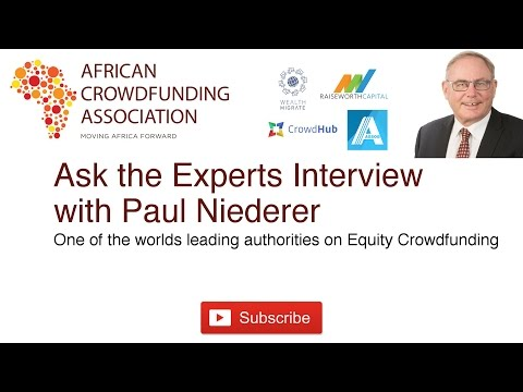Ask the Experts Interview | Paul Niederer