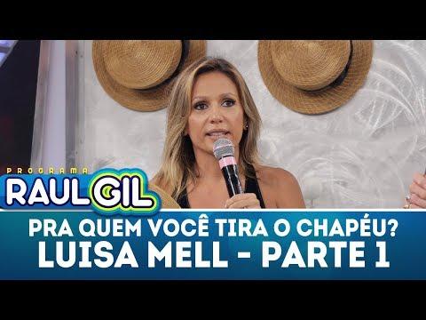 Pra Quem Você Tira O Chapéu - Parte 1 | Programa Raul Gil (24/03/18)