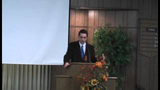 Sermon by Daniel Copeland
