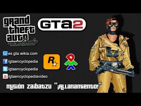 """Grand Theft Auto 2 - Misión Zaibatzu """"¡Allanamiento!"""""""