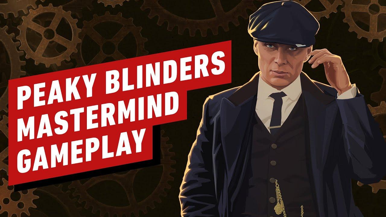 Peaky Blinders: Mastermind - Gameplay Reveal