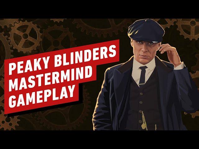 Peaky Blinders: Mastermind (видео)