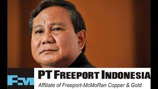 Freeport dan Prabowo