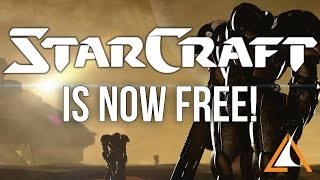 Starcraft Is Free To Download! Thanks Blizzard
