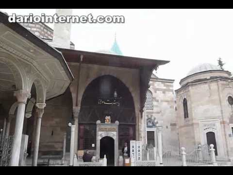 konya Turkey Molavi Molana Rumi travel mix Winter 2010 dariointernet.com